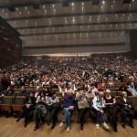 10.12.2013., Zagreb - U koncertnoj dvorani Vatroslav Lisinski, poznata hrvatska pjevacica, Josipa Lisac odrzala je koncert.  Photo: Slavko Midzor/PIXSELL