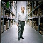 Zwitserland, Aubonne, 10 juli 2006Ingvar Kamprad, oprichter Ikeafoto: Merlijn Doomernik