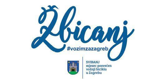[PROGRAM] U okviru projekta Žbicanj – Svibanj mjesec posvećen vožnji bicikla u Zagrebu
