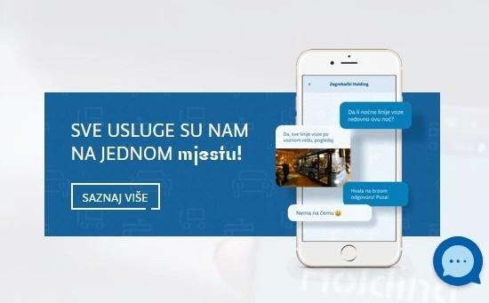 Predstavljene nove elektroničke usluge Zagrebačkog holdinga