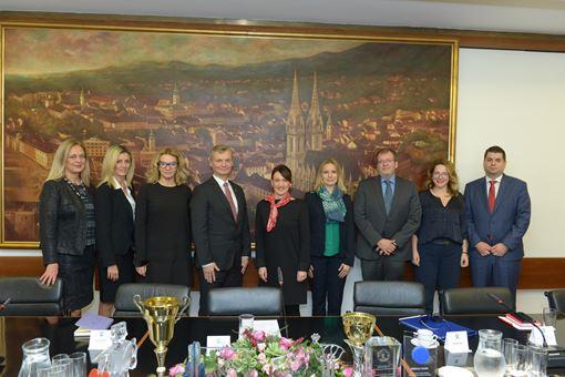 Delegacija Revizorskog ureda Grada Beca