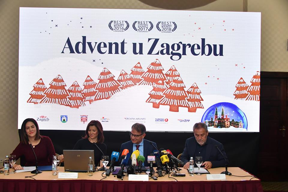 Advent 2018 Zagreb