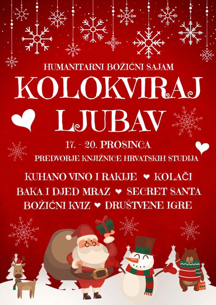Kolokviraj ljubav vizual plakat - Copy