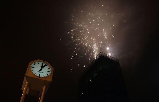 nova godina ponoc