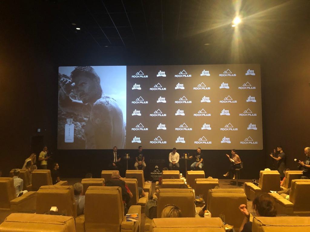 IMAX Cinestar Dejan Lovren Vetiver Rock