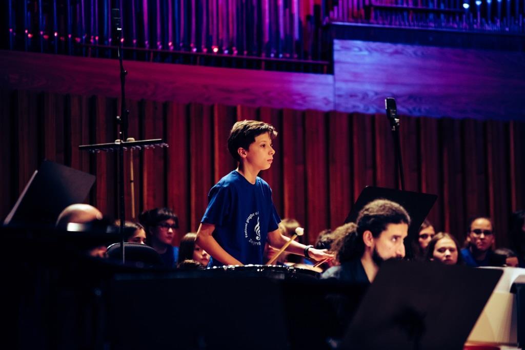 Dobrotvorni koncert i obilježavanje 5. godišnjice rada Simfonijskog orkestra mladih (2)