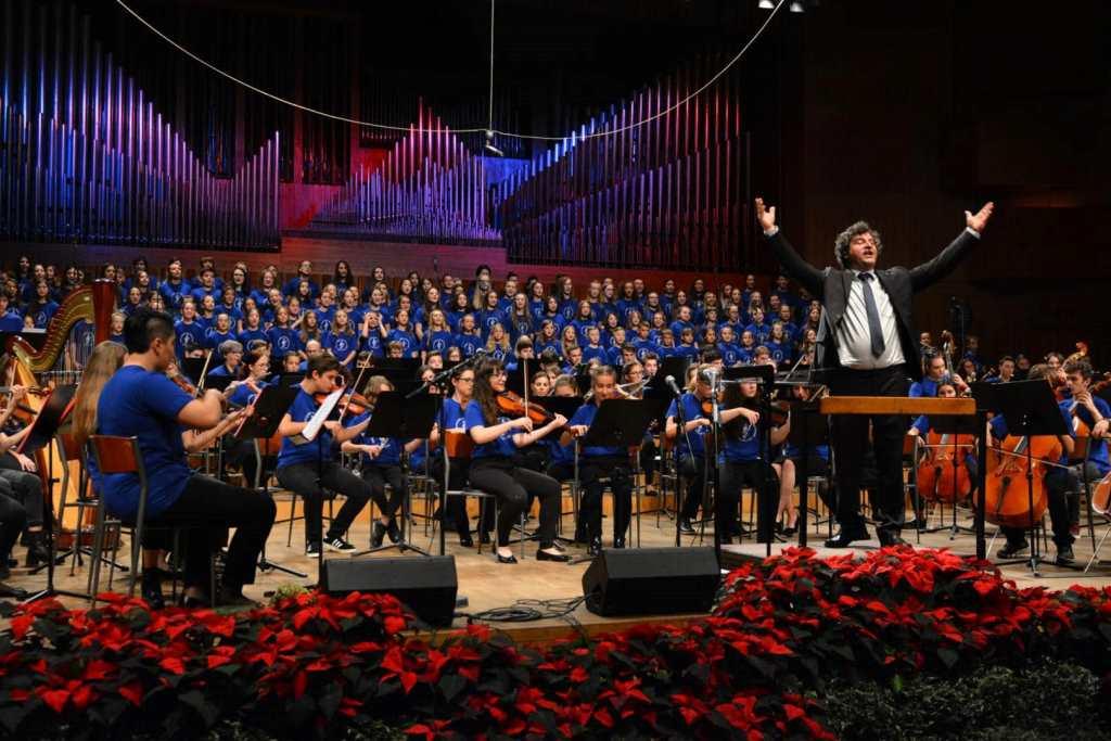 Dobrotvorni koncert i obilježavanje 5. godišnjice rada Simfonijskog orkestra mladih
