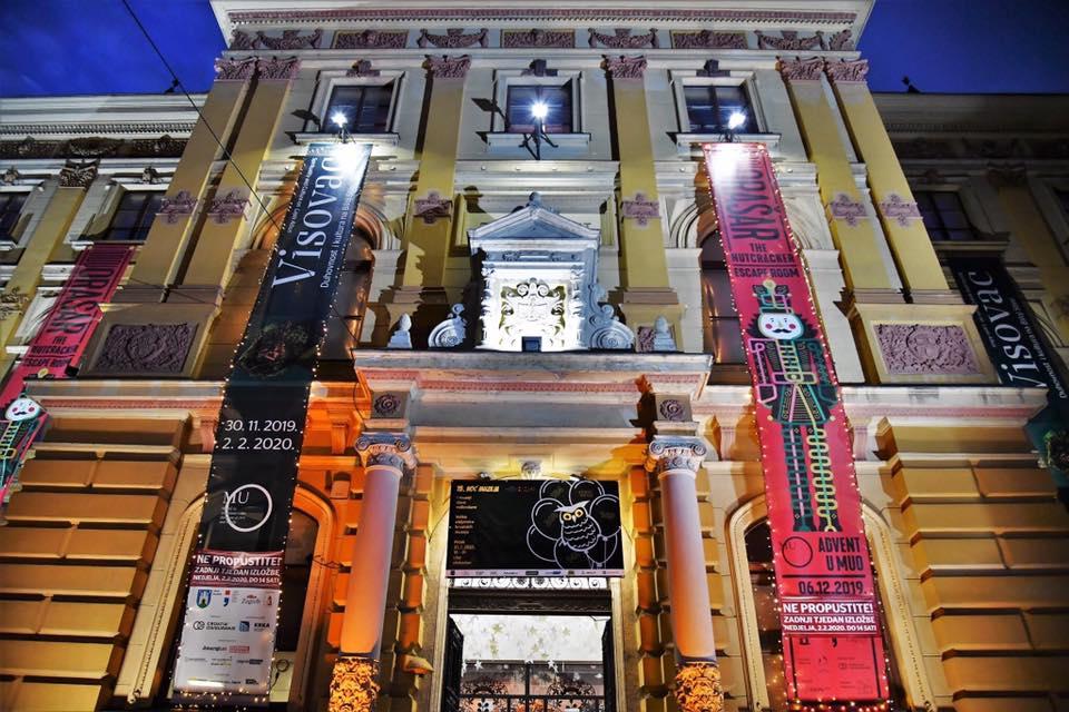 noc muzeja Zagreb