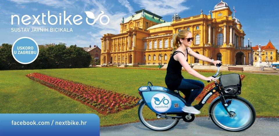 nextbike croatia