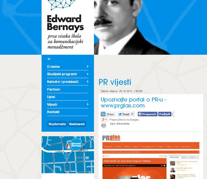 print scrn - bernays info o portalu prglas
