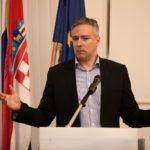 Darinko Kosor, predsjednik Gradske skupštine grada Zagreba