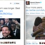 selfie -  Ellen DeGeneres - Barack Obama - PRglas - breakingnews.com