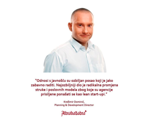 Abrakadabra Krešimir Dominić odnosi s javnošću