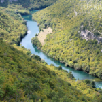 5. Kanjon rijeke Krke / Krka – koljevevka hrvatske civilizacije.