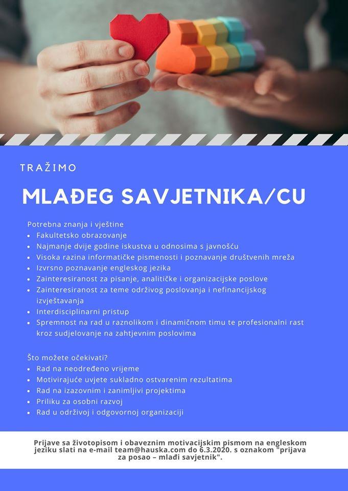 Hauska & Partner Hrvatska posao