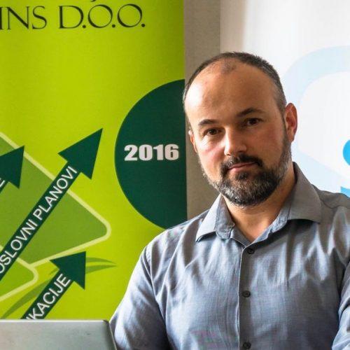 Danijel Bertović - direktor agencije PINS