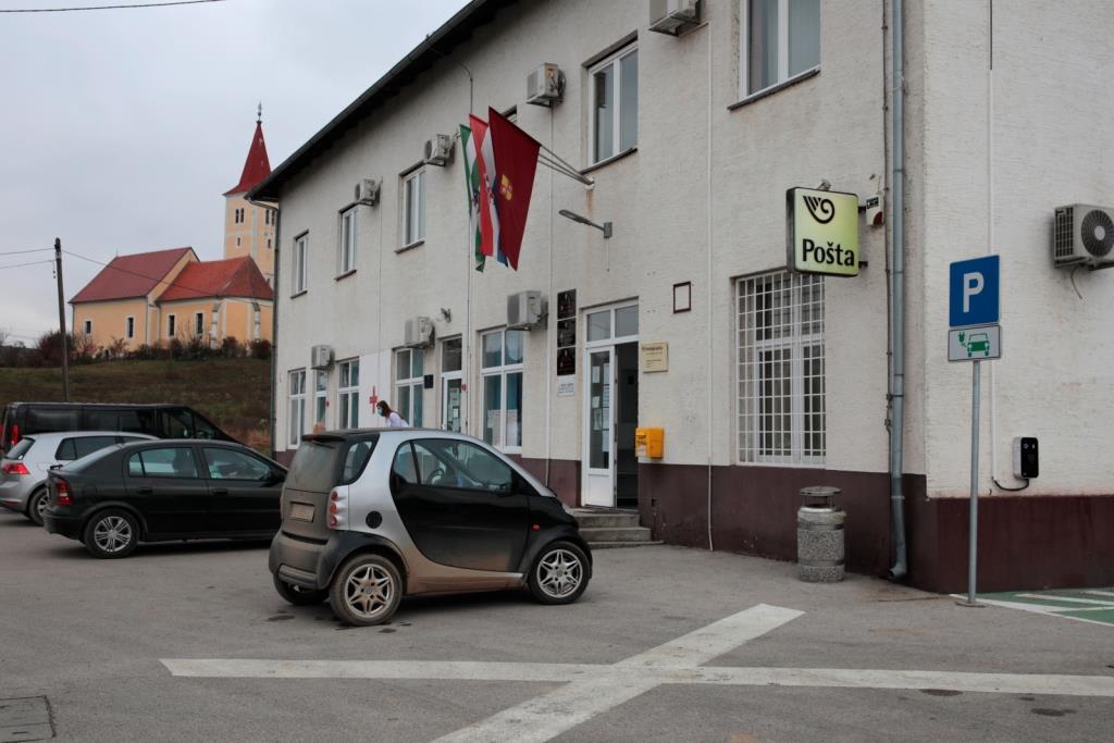 Općina Rakovec - sve na jednom mjestu: općinski ured, ambulanta, pošta, apoteka, vatrogasci, postaja za punjenje električnih automobila, veterinar... / Foto: Dražen Tomić